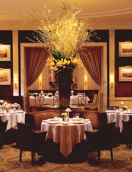 カーライルのレストラン