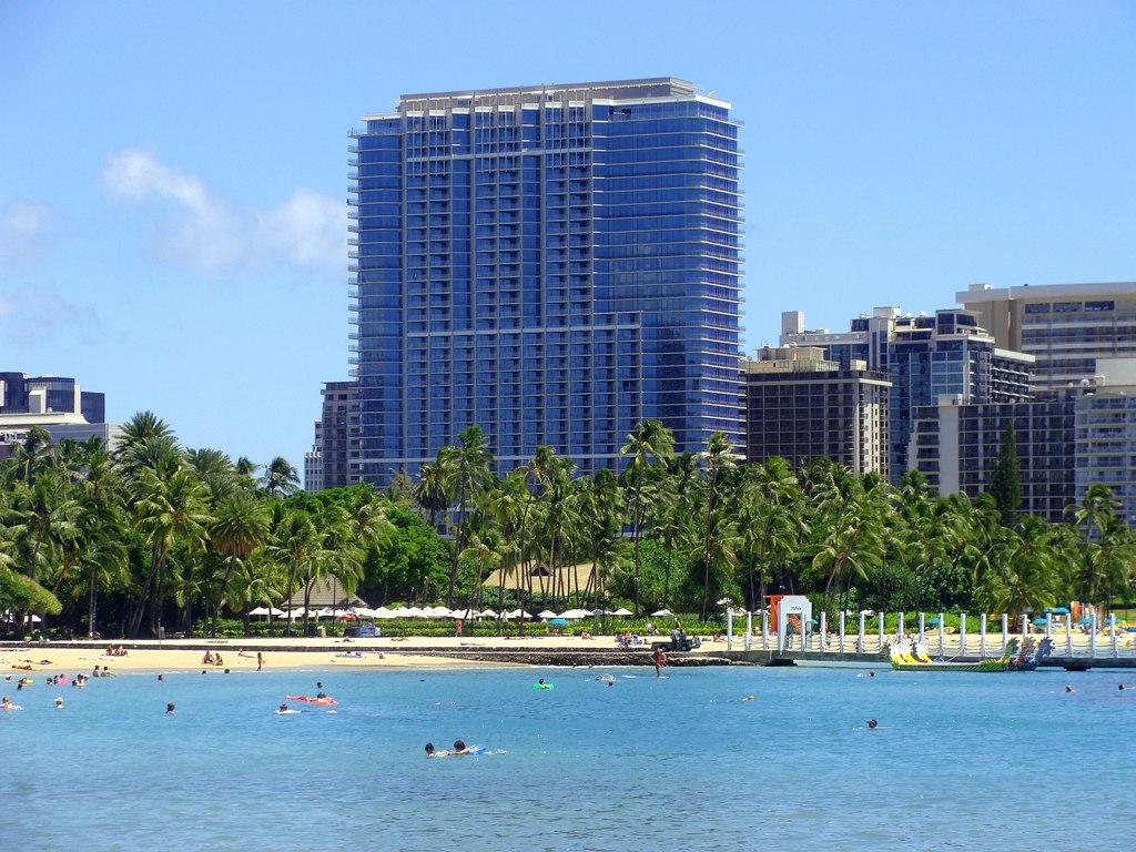 最高の休日を演出してくれるワイキキの最先端リゾート「トランプ・インターナショナル・ホテル・ワイキキ・ビーチ・ウォーク」
