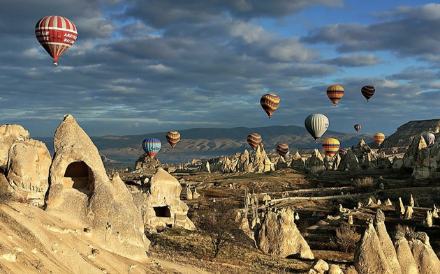 貴方もきっと虜になる!魅惑の国「トルコ」のおすすめ旅行スポットランキング