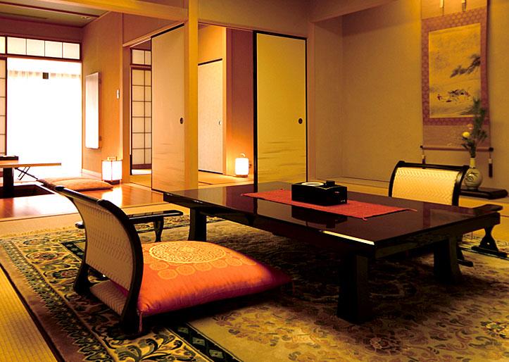 和みの畳風呂物語の宿 小川屋の客室