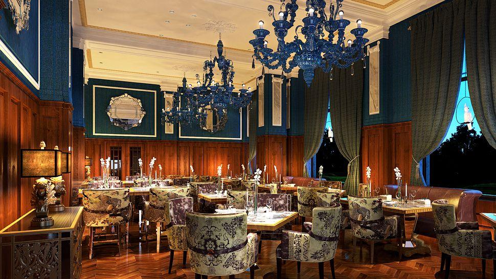 タージ・ケープタウンのレストラン
