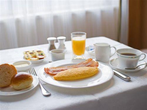 ホテルグランドパレスの朝食