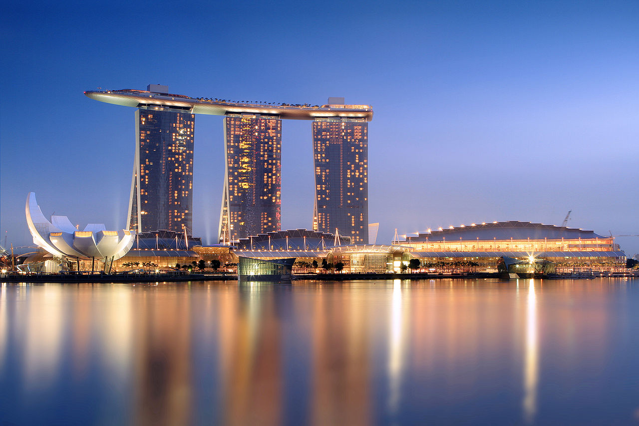 豪華絢爛!いつか泊まりたい「シンガポールの5つ星ホテル」おすすめランキング