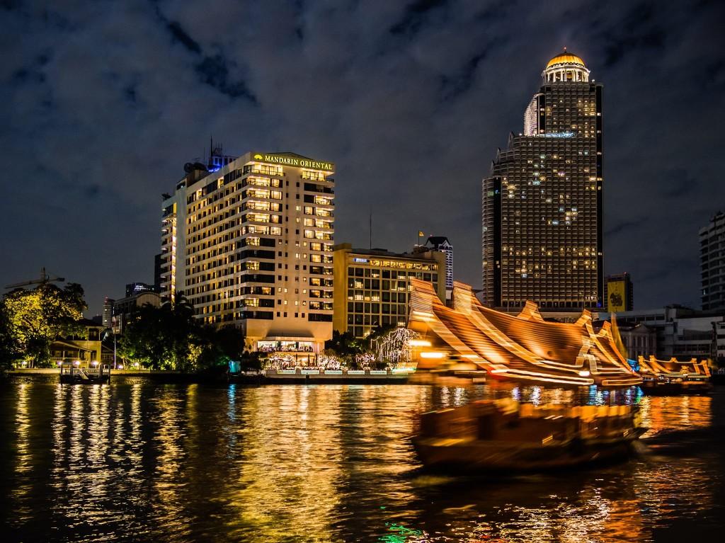 バンコク初の西洋風ホテルとして世界中のゲストに愛され続ける「マンダリン・オリエンタル・バンコク」