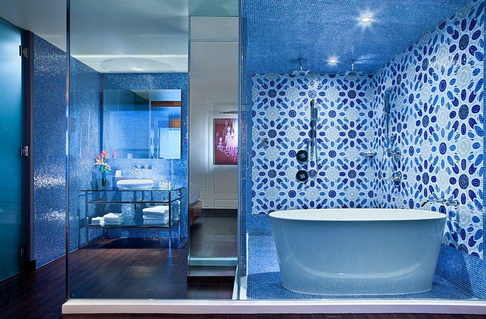 アンダーズ・サンディエゴのバスルーム