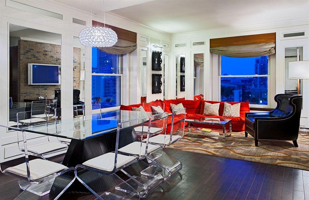 アンダーズ・サンディエゴの客室