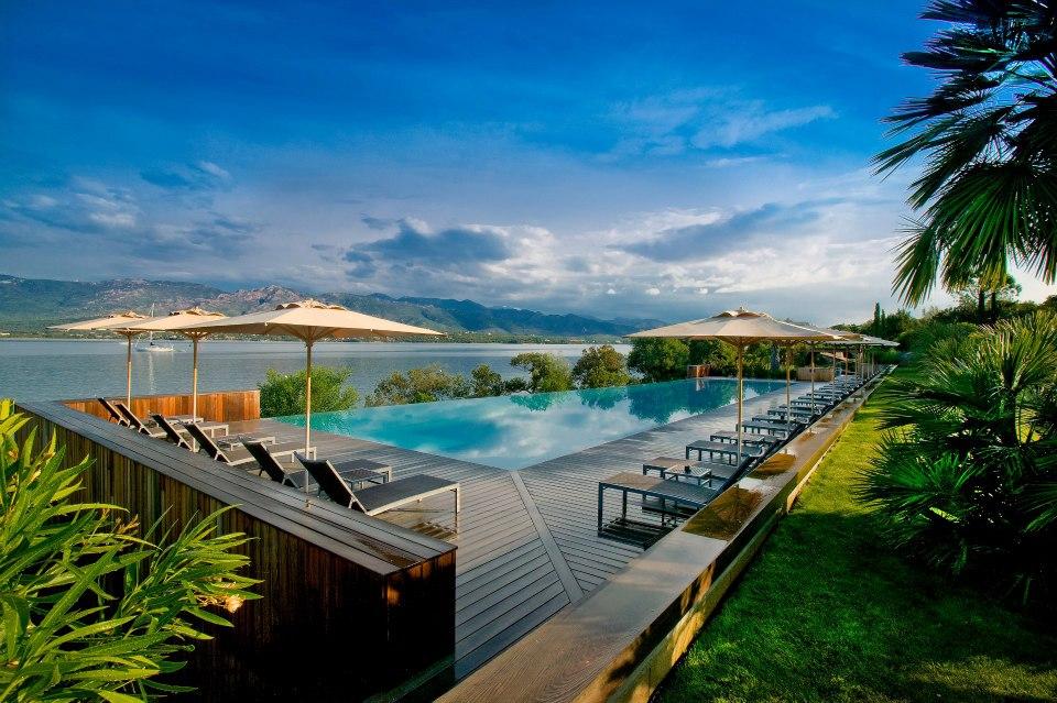 ホテル・カーサ・デル・マールの風景