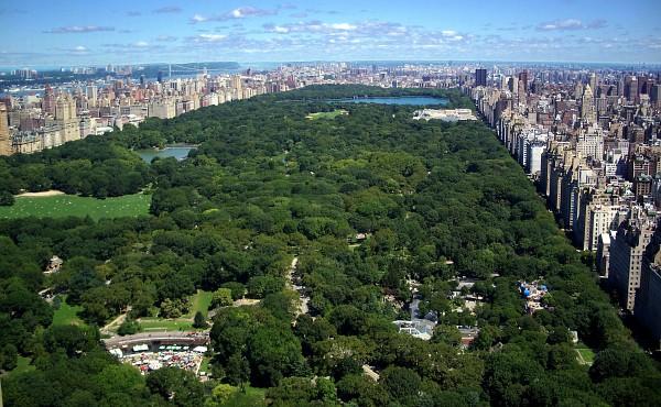 セントラルパーク Central Park