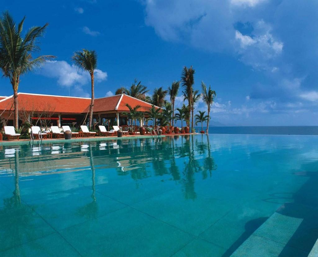 心の底から癒しの滞在を満喫できるニャチャン唯一のビーチフロントリゾート「エヴァソン・アナ・マンダラ&スパ」