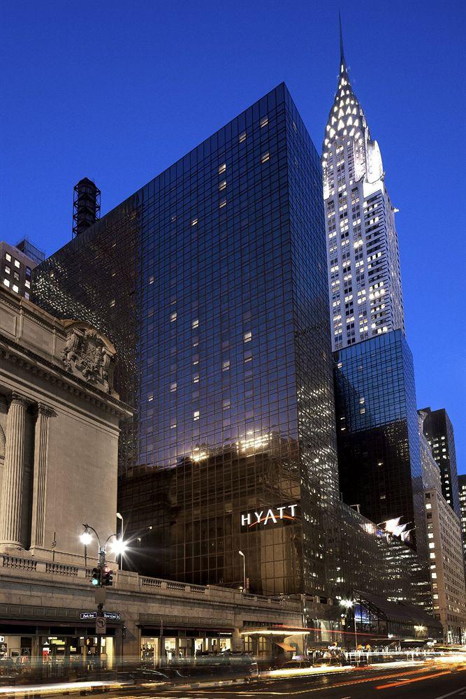 グランド・ハイアット・ニューヨーク Grand Hyatt New York
