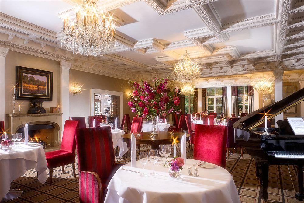キラーニー・パーク・ホテル レストラン
