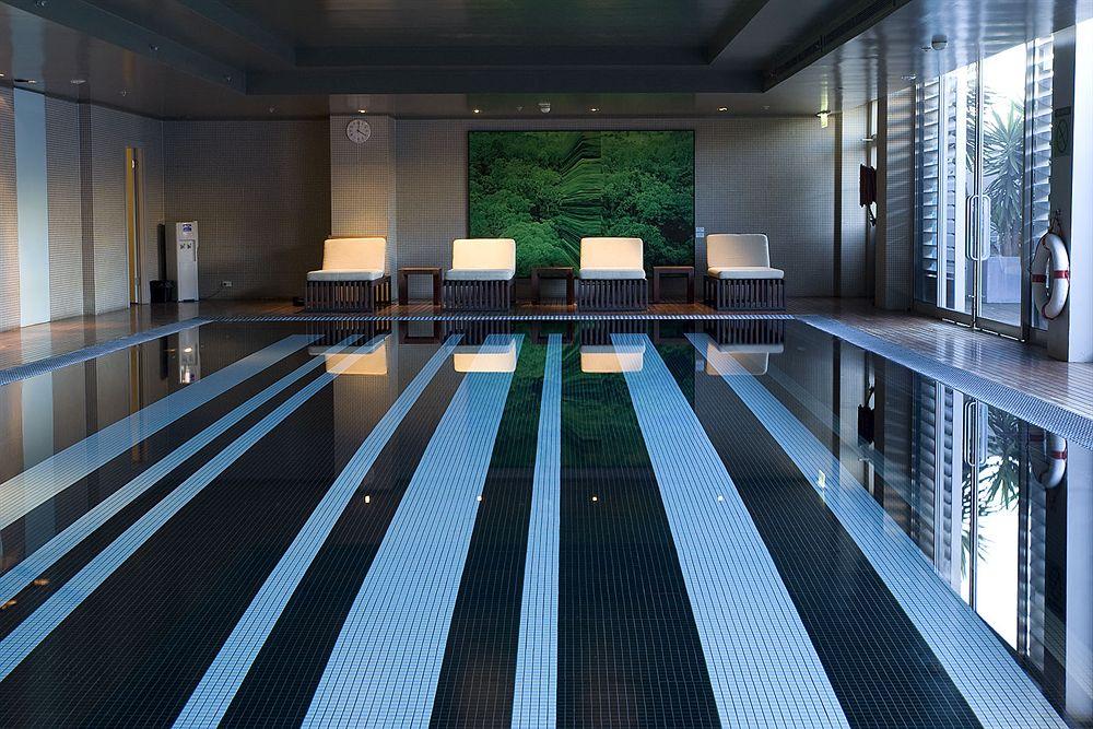 ブルー・シドニーのプール