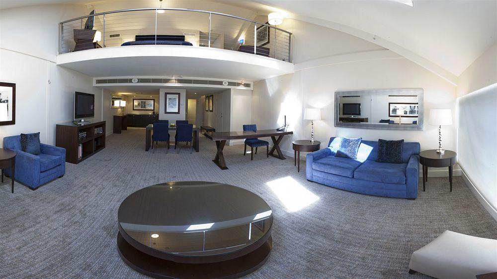 ブルー・シドニーの客室
