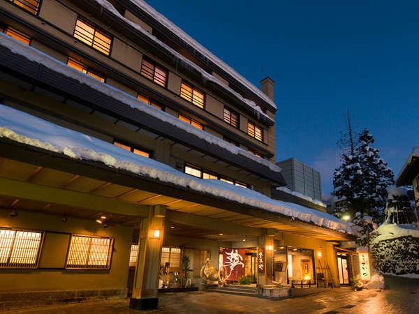 江戸時代より湯治場として栄える「野沢温泉のホテル・旅館宿ランキング」
