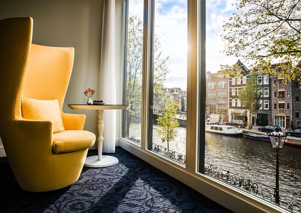 個性的なデザインと快適さが光る「アンダーズ・アムステルダム・プリンセングラハト」