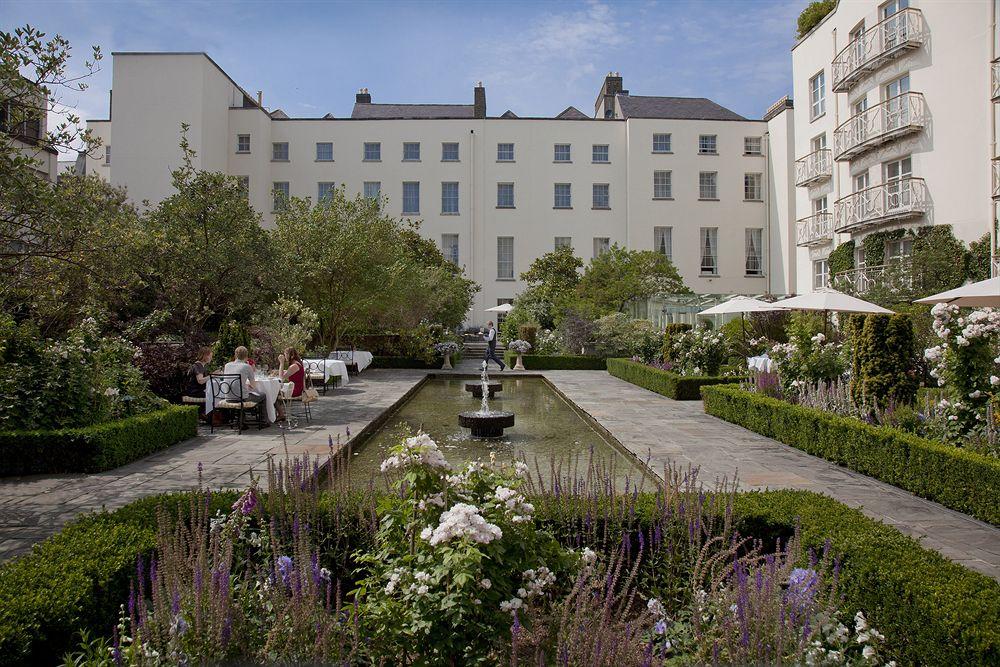 ジョージ王朝時代の歴史を感じるダブリンの5つ星ホテル「ザ・メリオン」