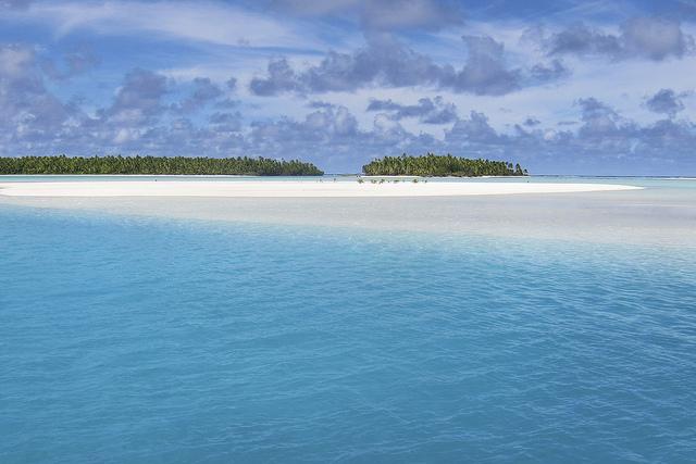 日本人が知らざるクック諸島の美しいラグーンの楽園「アイツタキ島」