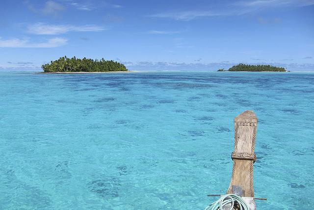 アイツタキ島