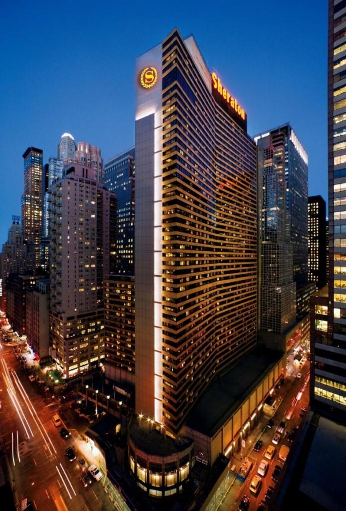シェラトン・ニューヨーク・タイムズ・スクエア・ホテル Sheraton New York Times Square Hotel