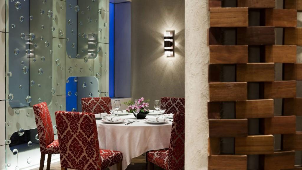 アンダーズ上海のレストラン