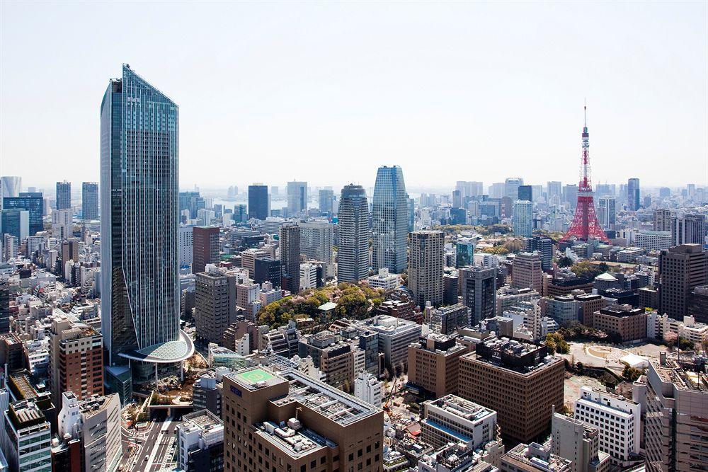 虎ノ門ヒルズの上階にたたずむ東京の注目ホテル「アンダーズ東京」