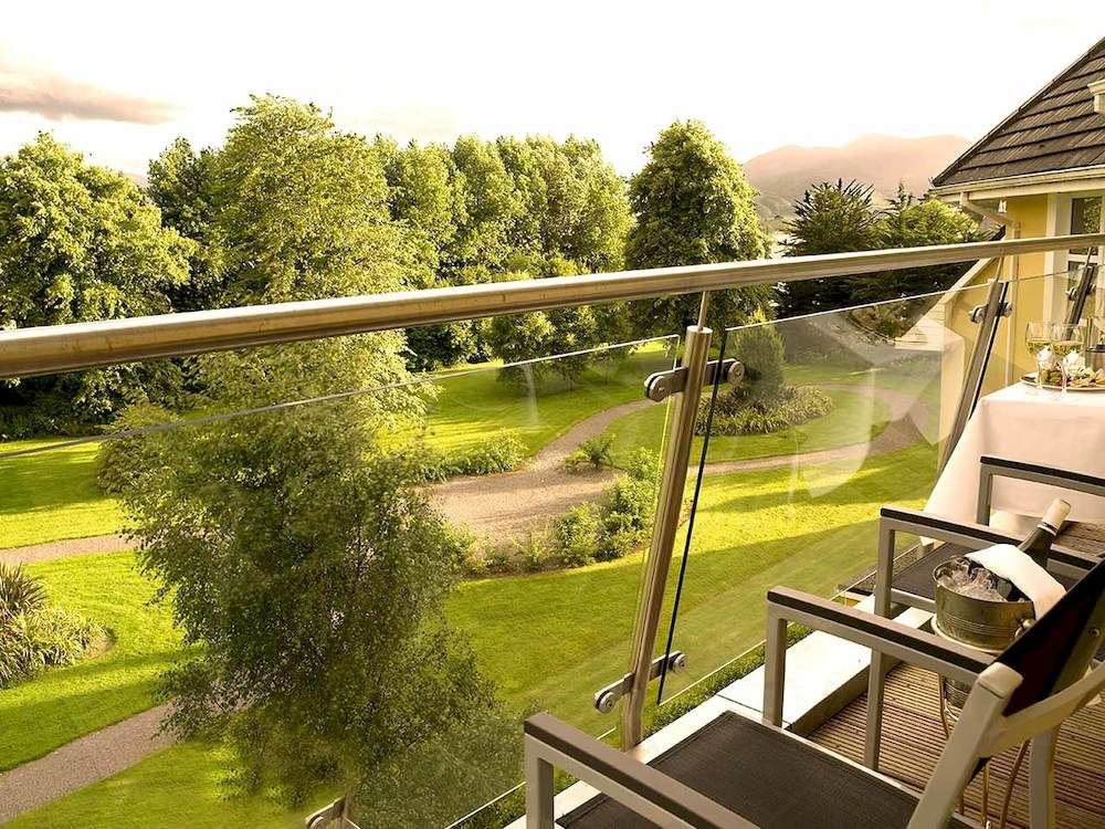 キラーニー・パーク・ホテル 客室からの眺め
