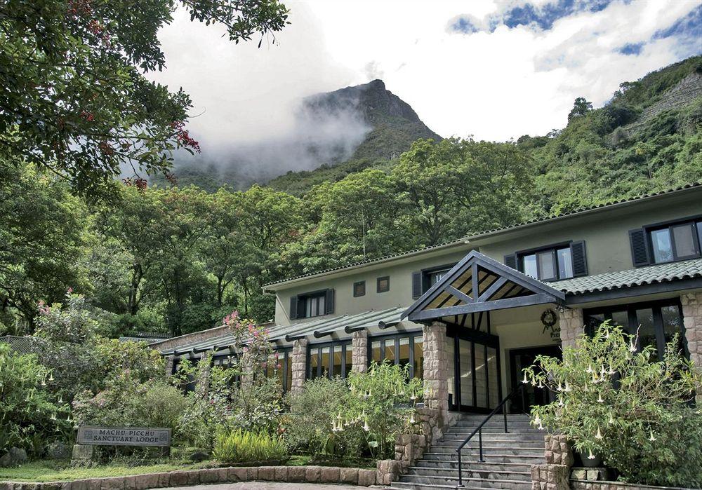 雄大な景色を最高の場所で独り占めできる「マチュピチュ・サンクチュアリ・ロッジ」