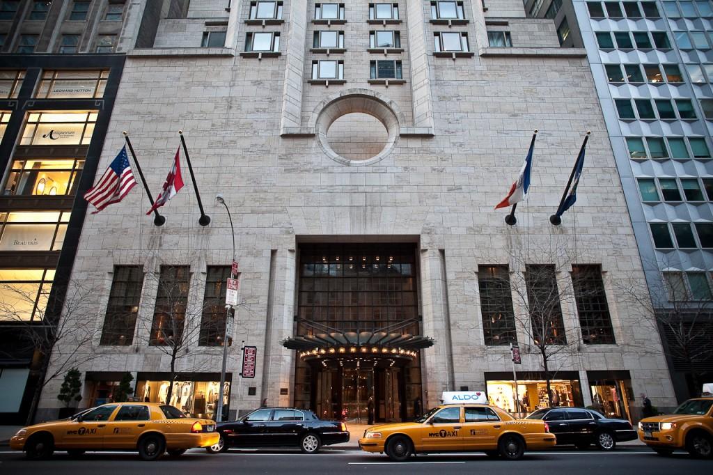フォーシーズンズ・ホテル・ニューヨーク Four Seasons Hotel New York