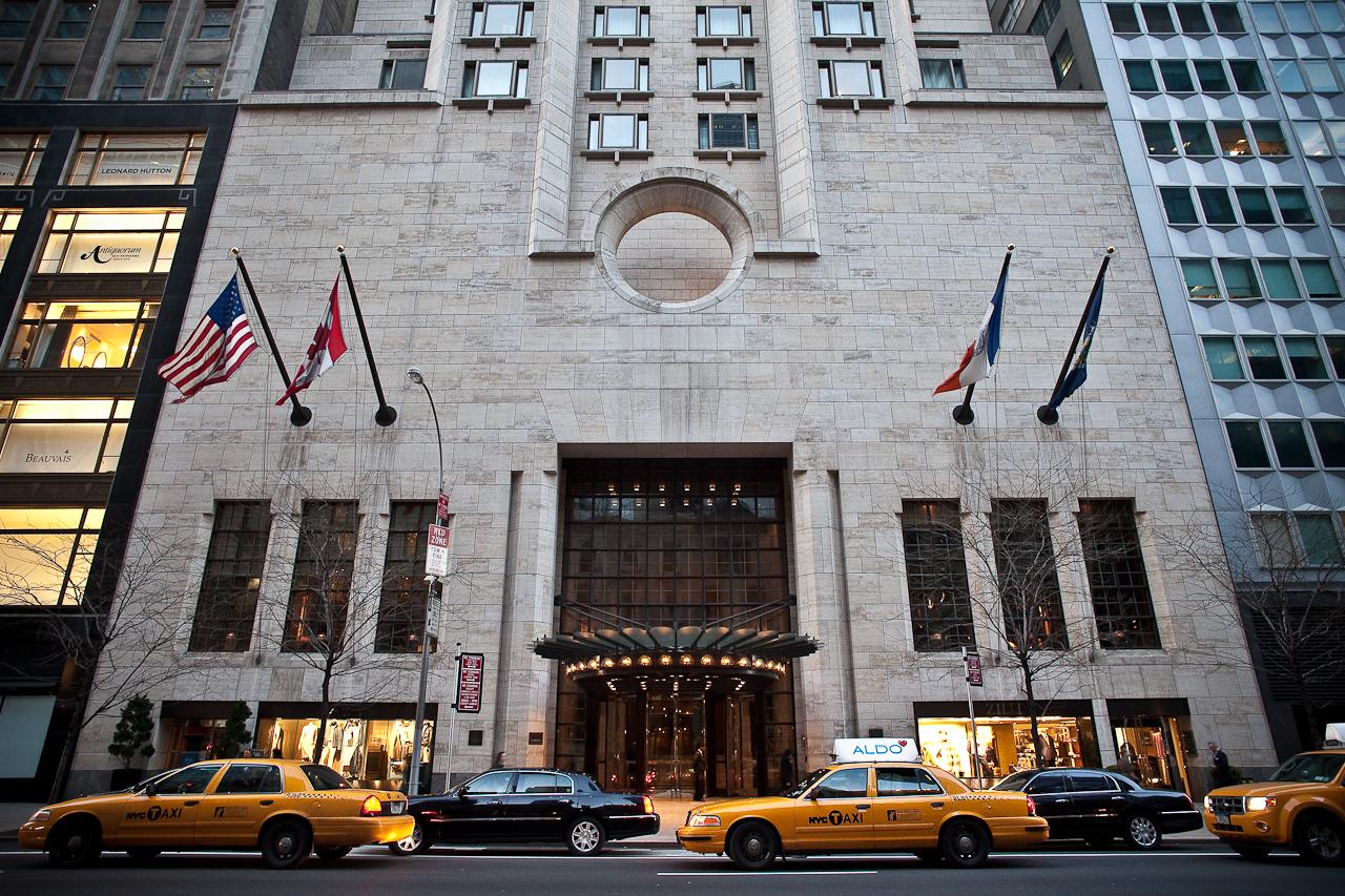 せっかくのニューヨークを贅沢に過ごす、おすすめ5つ星ホテル5選