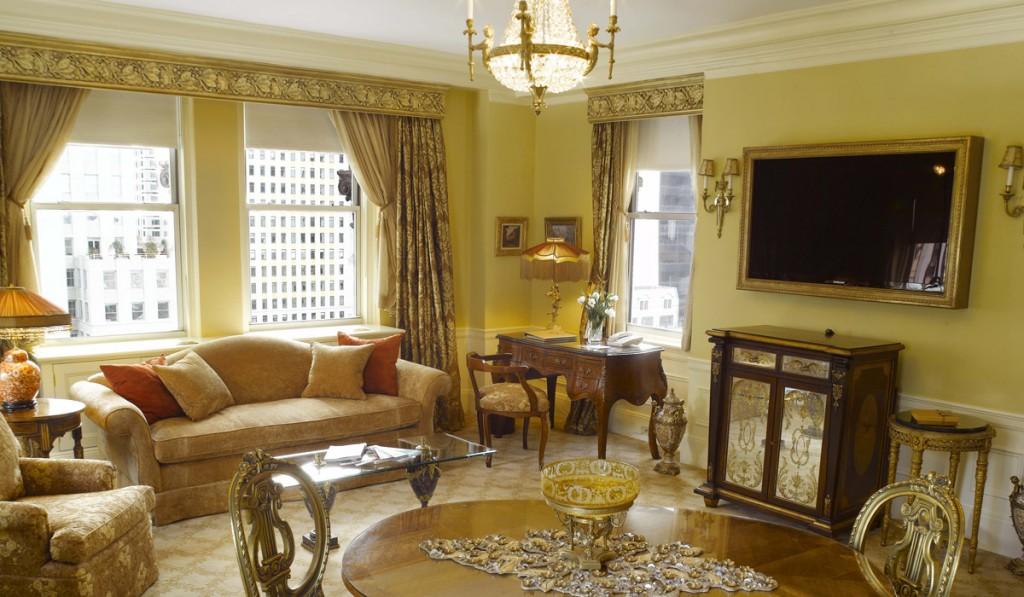 ザ・シェリー・ネザーランド The Sherry-Netherland Hotel