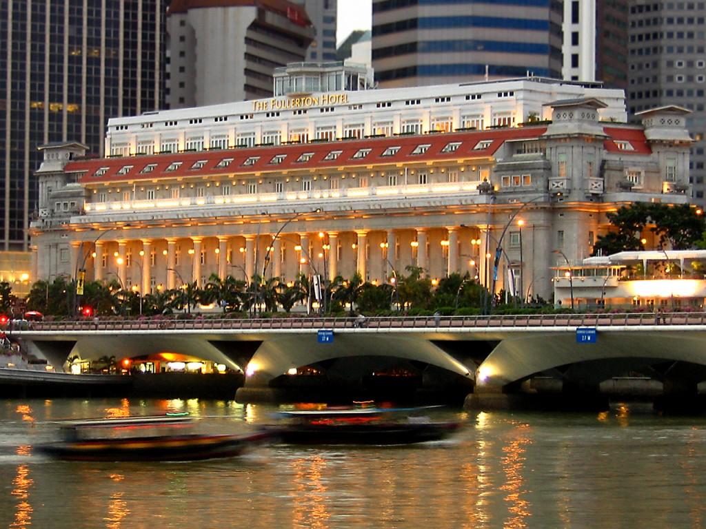 ザ・フラートン・ホテル・シンガポール(The Fullerton Hotel Singapore)