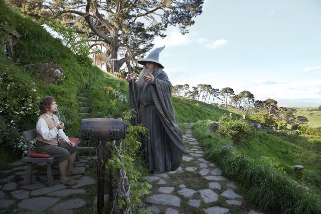 映画『ロード・オブ・ザ・リング』の撮影地「ホビット村」がとても素敵