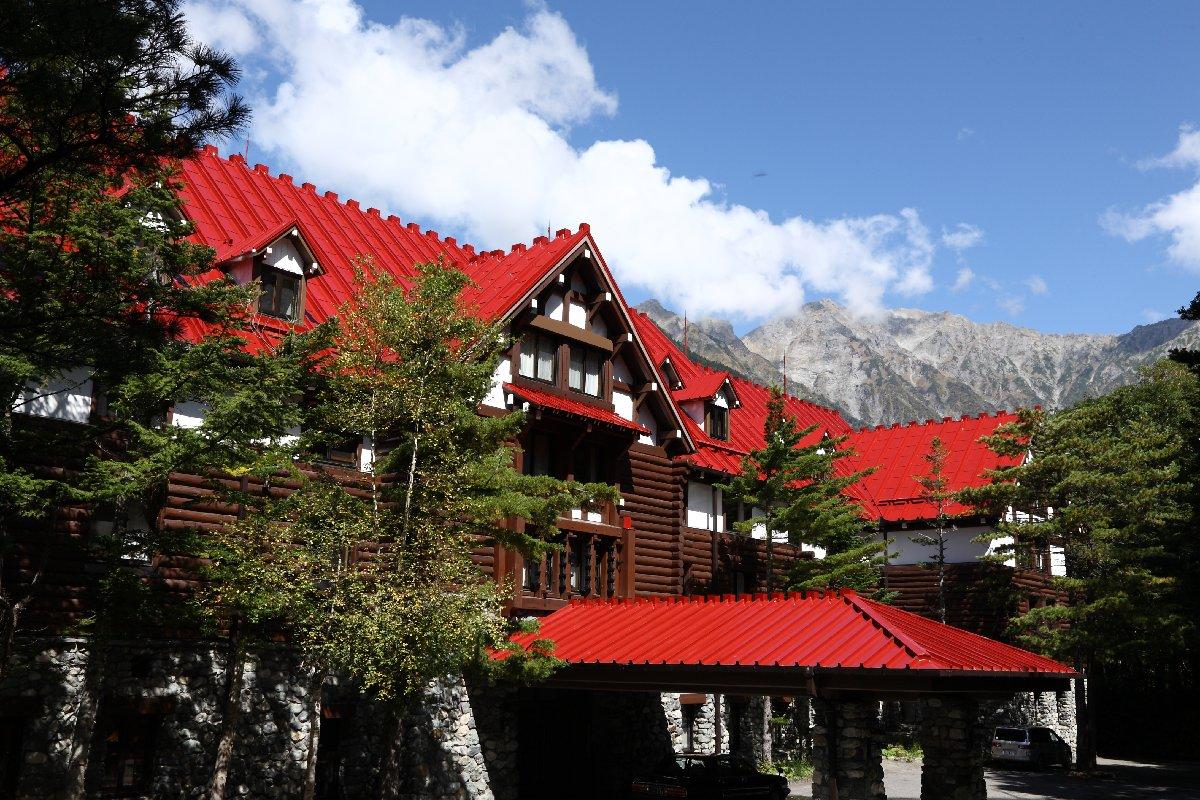 日本の山岳観光のメッカ「上高地のホテル」人気おすすめランキング