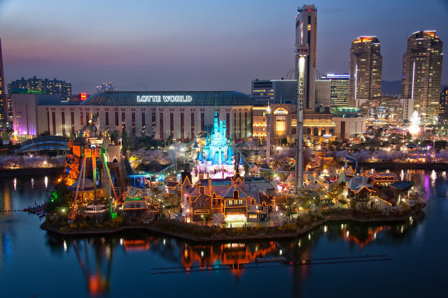 ロッテ・ホテル・ワールド Lotte Hotel World