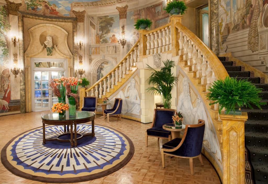 ザ・ピエール・ア・タージホテル The Pierre A Taj Hotel
