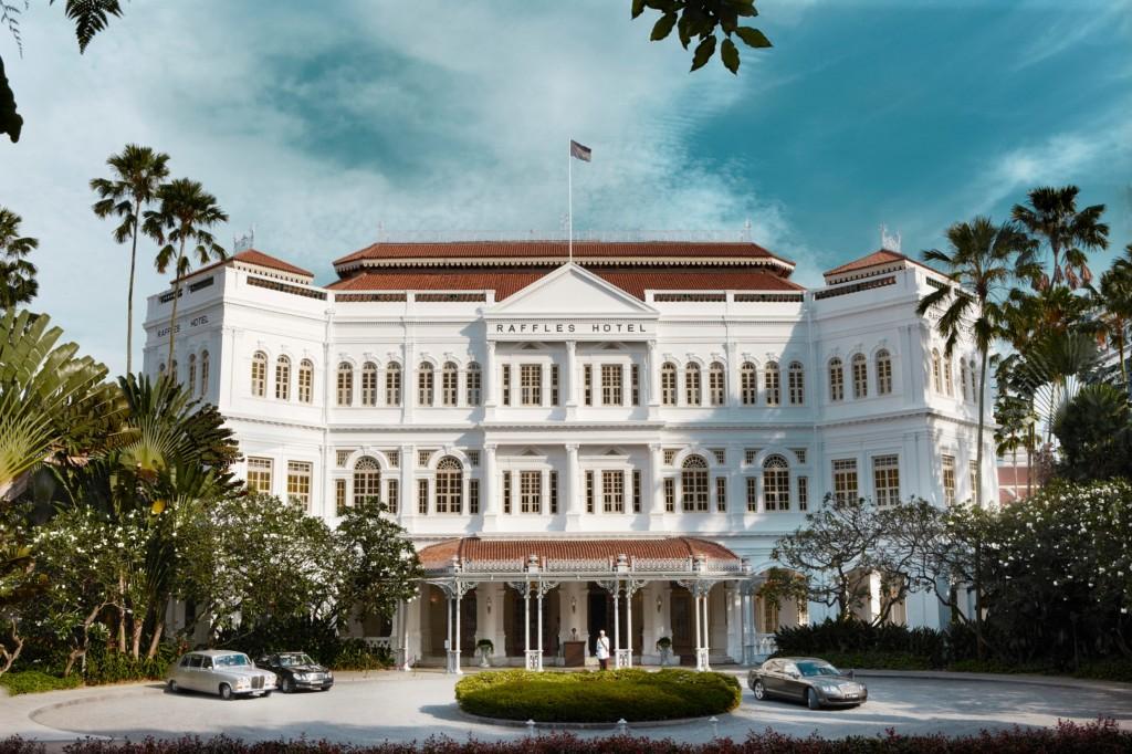 ラッフルズ・ホテル・シンガポール(Raffles Hotel Singapore)