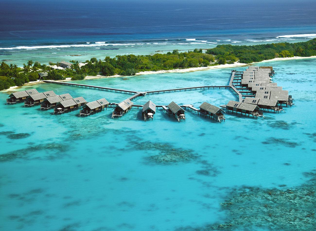 大切な人といつか行きたいモルディブの「シャングリ・ラ・ビリンギリ・リゾート&スパ」