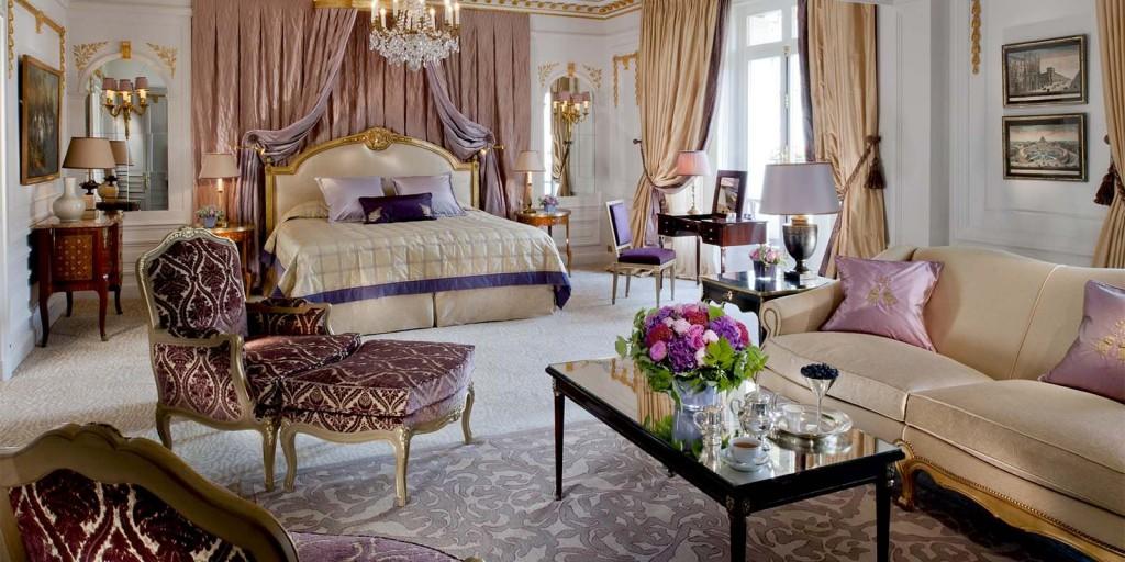 ホテル・プラザ・アテネの客室