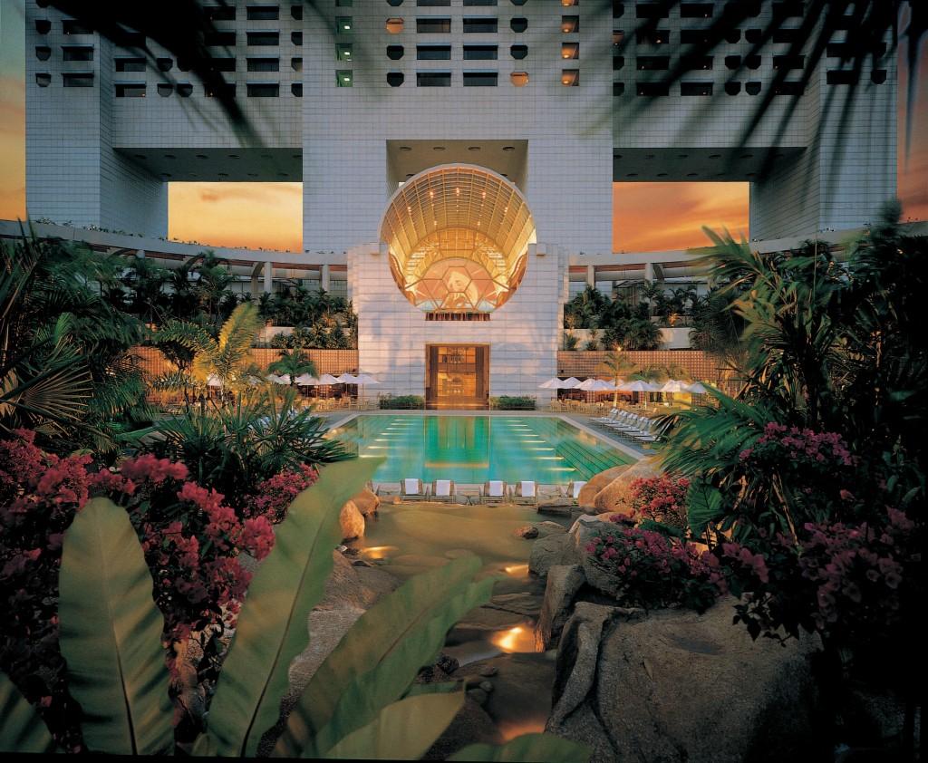 ザ・リッツカールトン・ミレニア・シンガポール(The Ritz-Carlton Millenia Singapore)