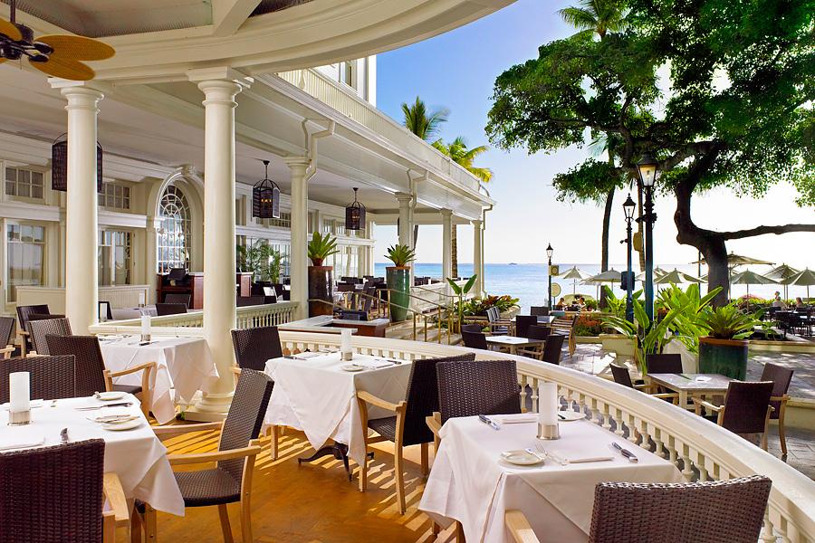 モアナ・サーフライダー・ウェスティン・リゾート&スパのレストラン