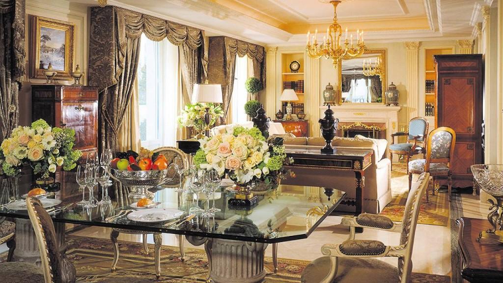 ベストホテルスパにも選ばれる花の都パリにふさわしき「フォーシーズンズ・ホテル・ジョルジュ・サンク・パリ」