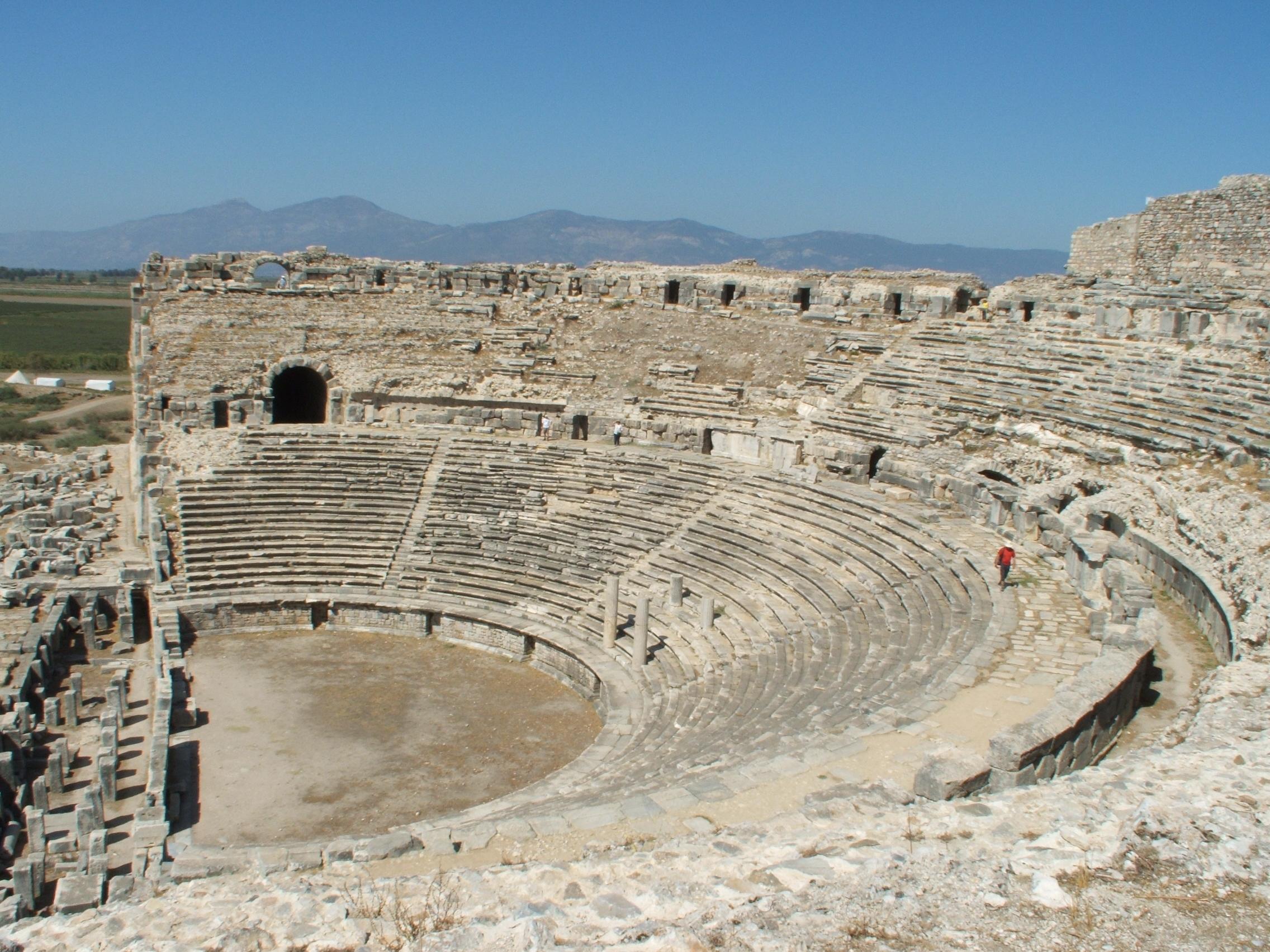 ミレトス遺跡