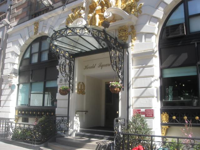 ザ・ヘラルド・スクエア・ホテル The Herald Square Hotel