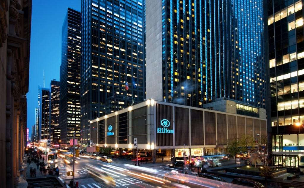 ニューヨーク・ヒルトン・ミッドタウン New York Hilton Midtown
