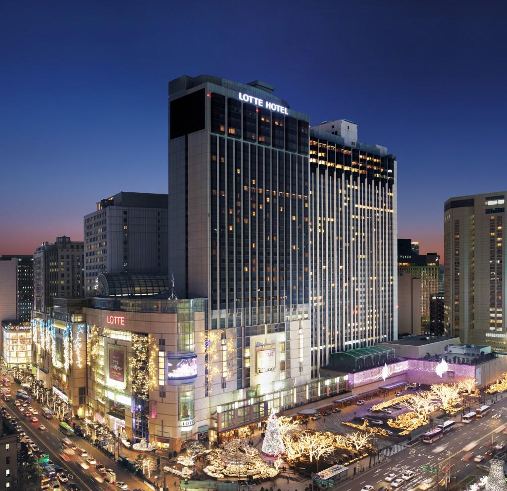 ロッテ・ホテル・ソウル Lotte Hotel Seoul
