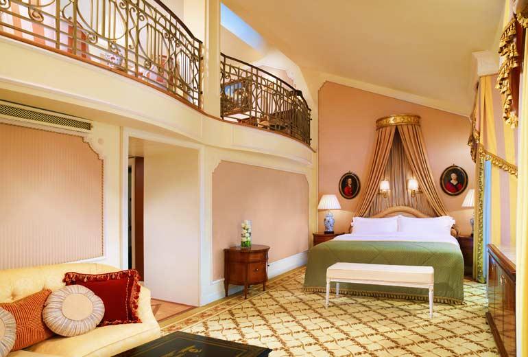 ホテル・インペリアルの客室