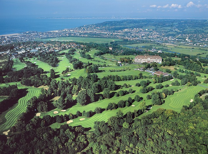 ロイヤル・バリエールのゴルフコース