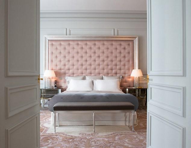ル・ロワイヤル・モンソー・ラッフルズ・パリの客室