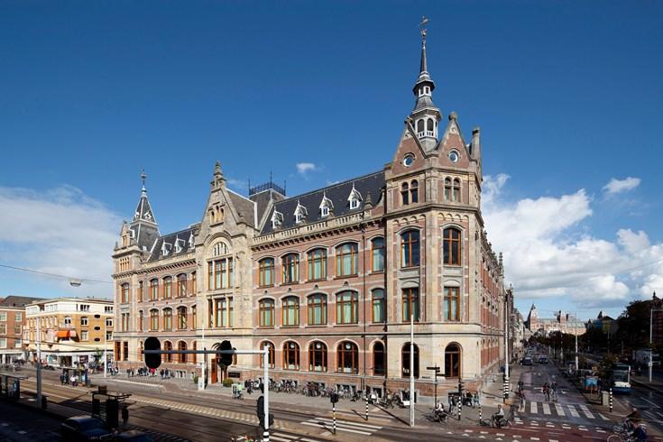 アムステルダムで最も画期的なデザインを誇る「コンサバトリアム・ホテル」