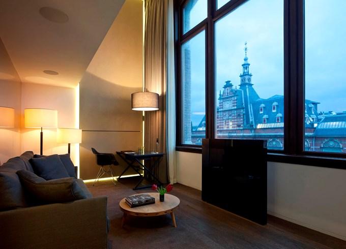 コンサバトリアム・ホテルの客室